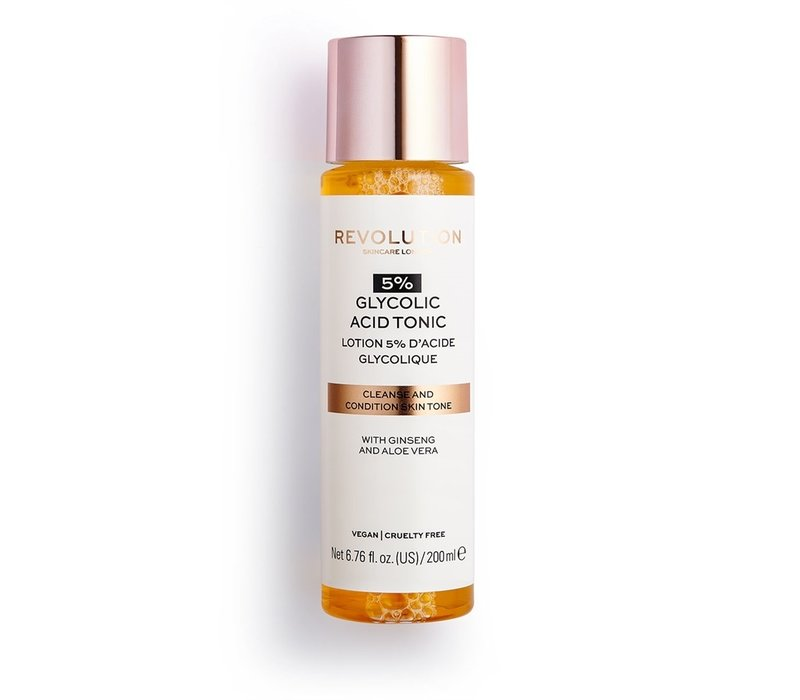 Revolution Skincare 5% Glycolic Acid Toner