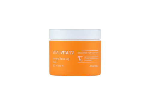 Tonymoly Vital Vita 12 Mango Boosting Pack