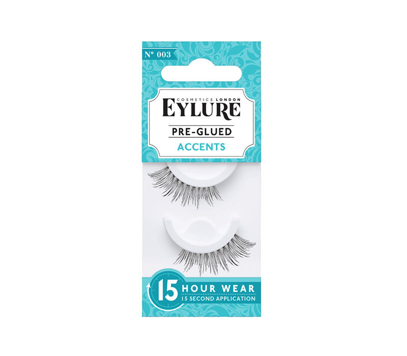 Eylure Pre-Glued Lashes Accents 003