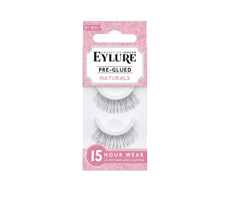 Eylure Pre-Glued Lashes Naturals 031