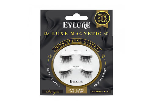 Eylure Lashes Luxe Magnetic Baroque Corner