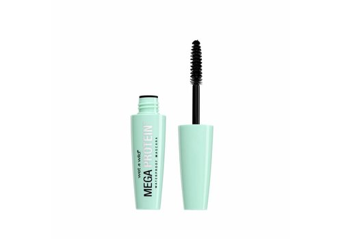 Wet n Wild Mega Protein Waterproof Mascara Very Black