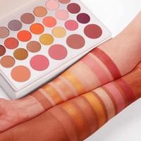 BH Cosmetics Nouveau Neutrals Eyeshadow & Blush Palette