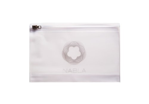 Nabla Makeup Bag with Zipper