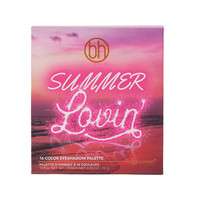 BH Cosmetics Summer Lovin' Eyeshadow Palette
