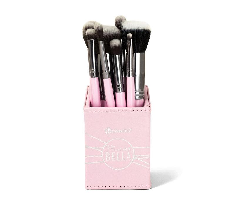 BH Cosmetics Mrs. Bella Brush Set