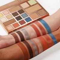 BH Cosmetics Desert Oasis Eyeshadow & Highlighter Palette