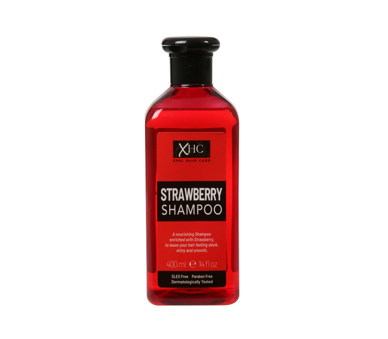 XBC Strawberry Shampoo