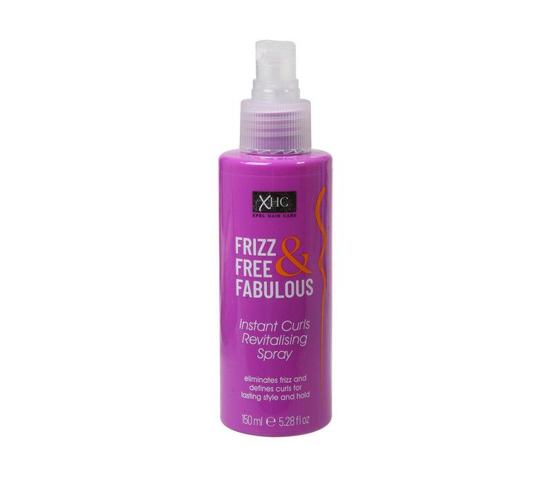 XBC FFF Instant Curls Revitalising Spray
