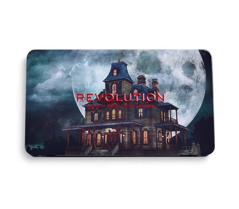 Makeup Revolution Haunted House Shadow Palette