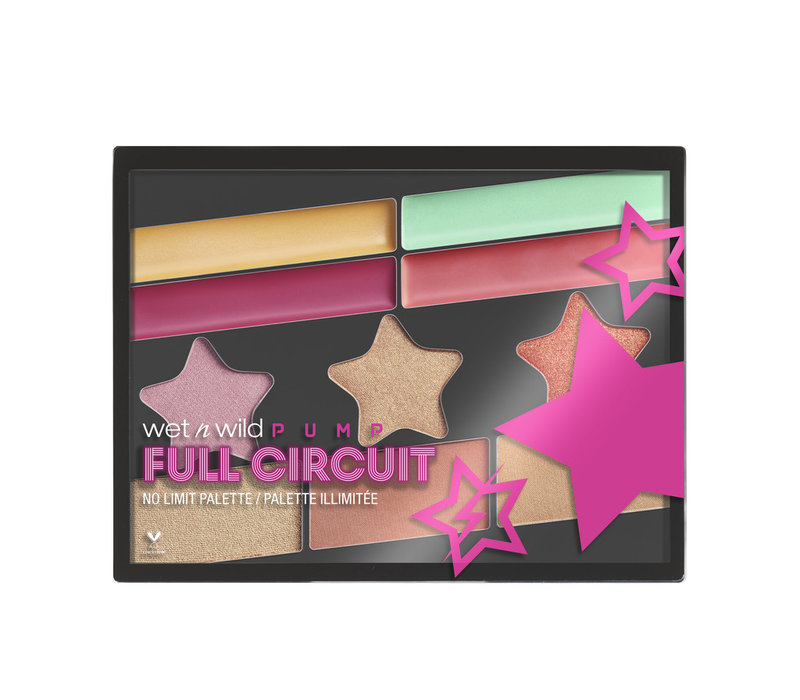 Wet n Wild Full Circuit Warm Up Palette