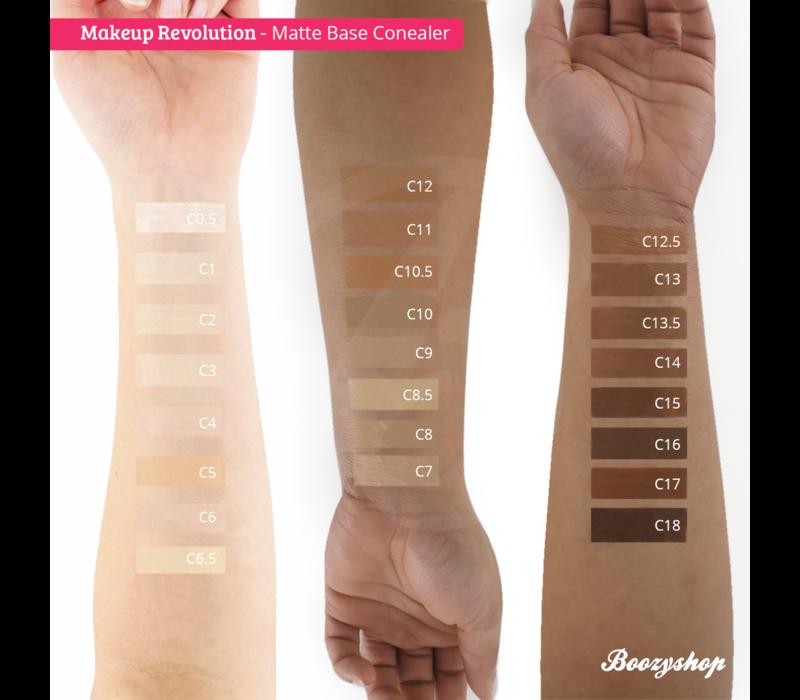 Makeup Revolution Matte Base Concealer C18