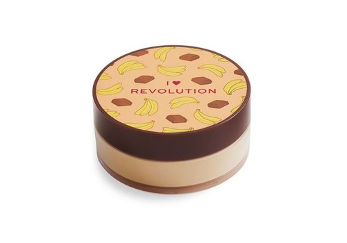 I Heart Revolution Loose Baking Powder Chocolate Banana
