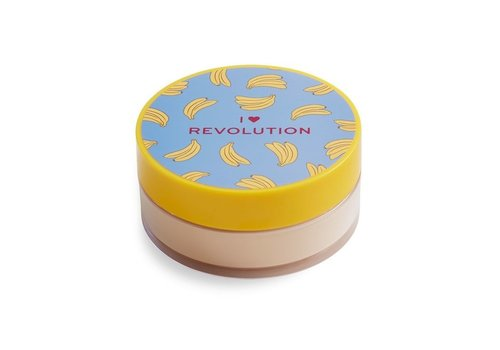 I Heart Revolution Loose Baking Powder Banana