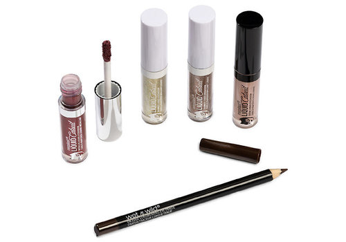 Wet n Wild Mini Liquid Catsuit Eye Set