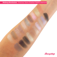 Makeup Revolution Precious Stone Shadow Palette Diamond