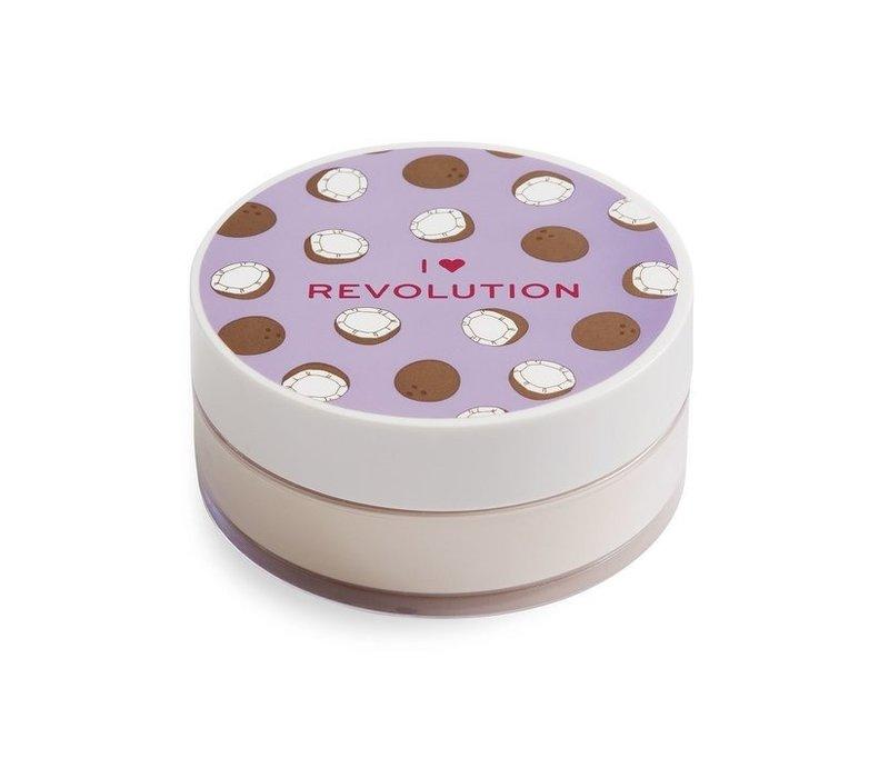 I Heart Revolution Loose Baking Powder Coconut