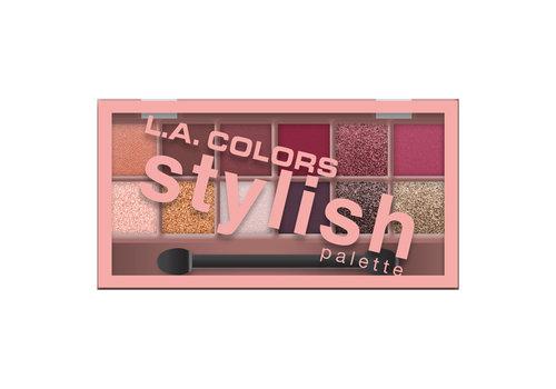 LA Colors Starlet Eyeshadow Palette Stylish
