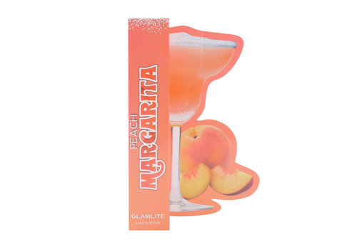 Glamlite Margarita Lip Gloss Peach