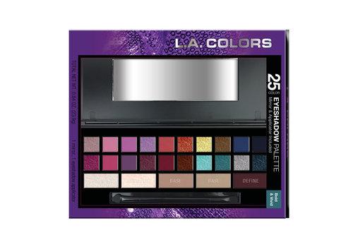LA Colors Eyeshadow Palette Vivid
