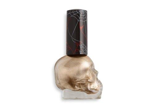 Makeup Revolution Skull Nail Polish Goblin King