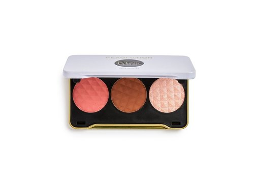 Makeup Revolution X Patricia Bright Face Palette Summer Sunrise
