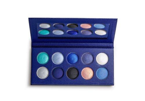 Revolution Pro Colour Focus Eyeshadow Palette Smoke & Mirrors