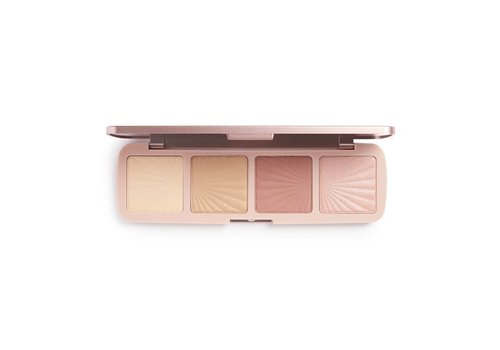 Makeup Revolution Fierce Mind Highlighter Palette