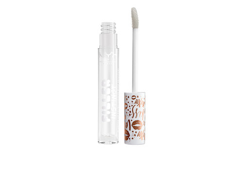 NYX Professional Make Up Filler Instinct Plumping Lip Polish Let's Glaze