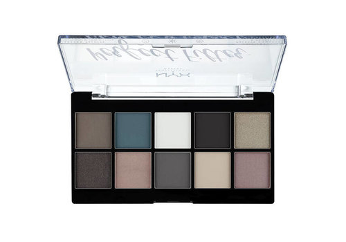 NYX Professional Makeup Perfect Filter Shadow Palette Gloomy Days