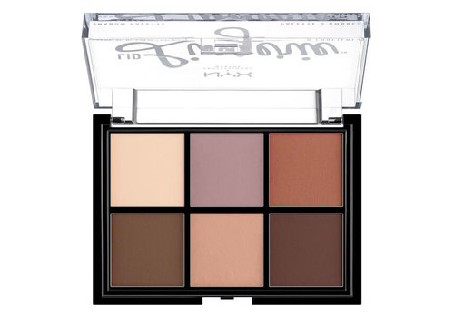 NYX Professional Make Up Lingerie Shadow Palette