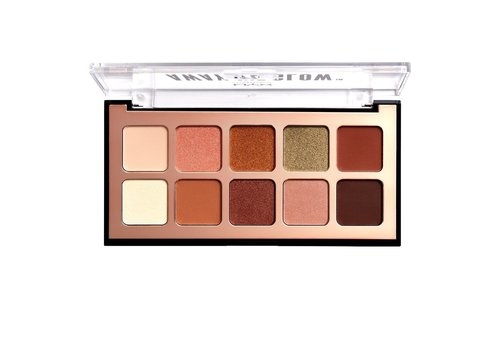 NYX Professional Make Up Away We Glow Shadow Palette Hooked On Glow