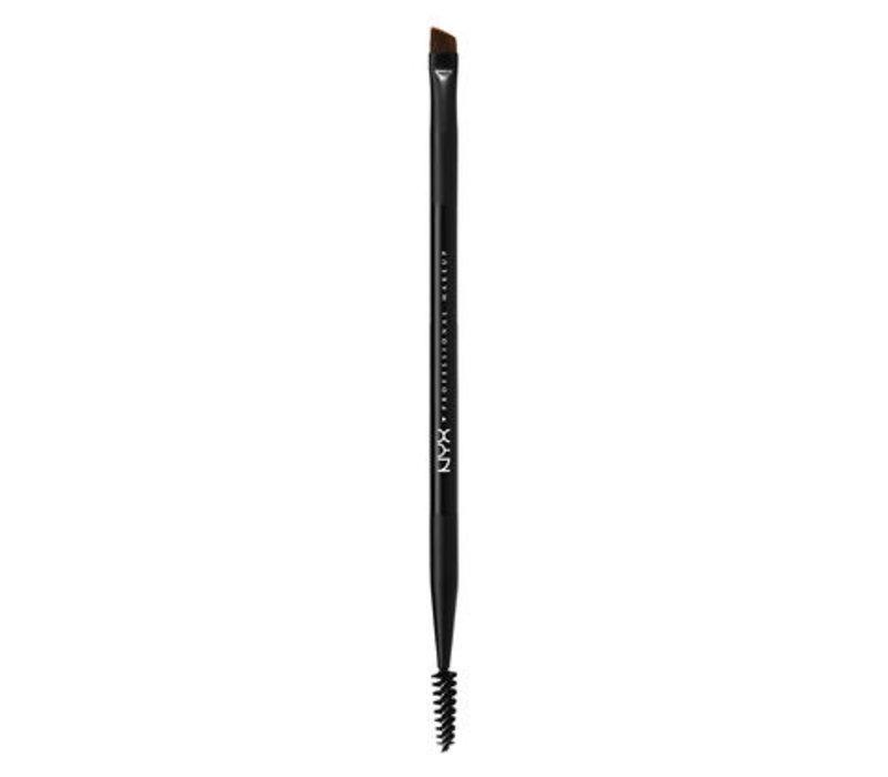 NYX Professional Makeup Pro Dual Brow Brush