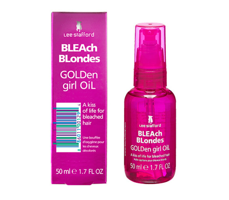 Lee Stafford Bleach Blondes Golden Girl Oil