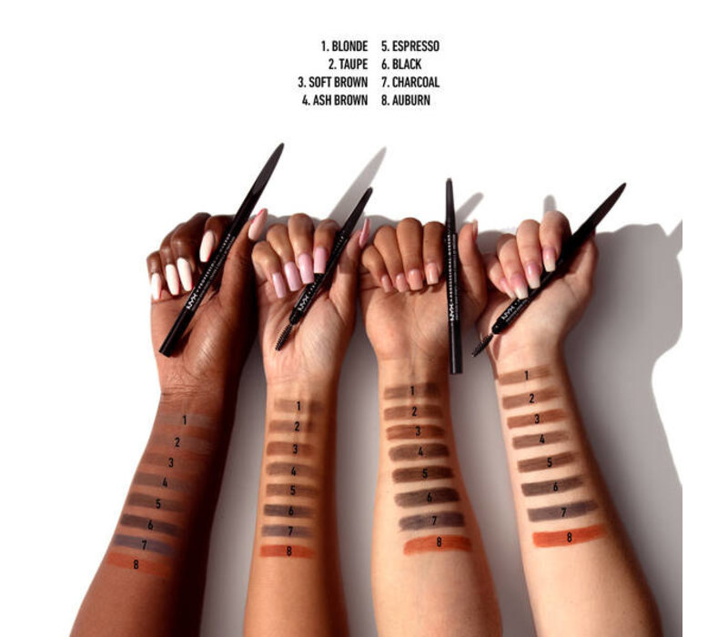 NYX Professional Makeup Precision Brow Pencil