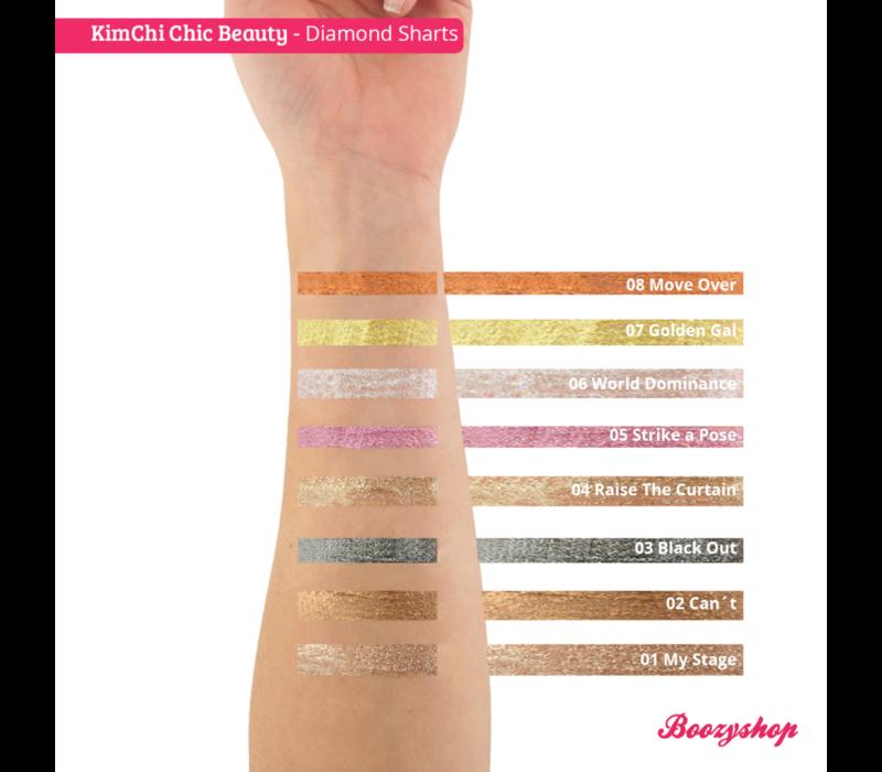 KimChi Chic Beauty Diamond Sharts 06 World Dominance