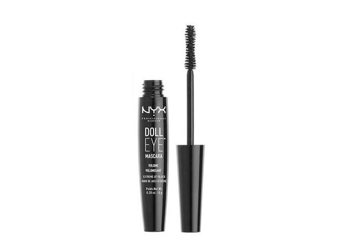 NYX Professional Make Up Doll Eye Mascara Volume Black