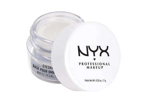 NYX Professional Makeup Eye Shadow Base White Pearl