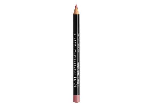 NYX Professional Make Up Slim Lip Pencil Burgundy