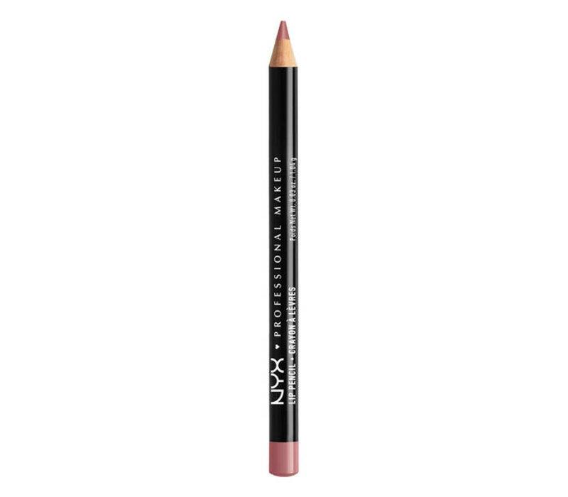 NYX Professional Makeup Slim Lip Pencil Burgundy