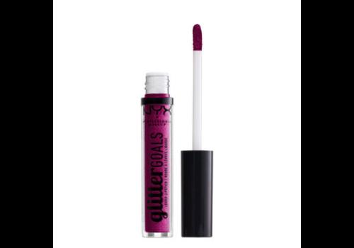 NYX Professional Makeup Glitter Goals Liquid Lipstick x Infinity