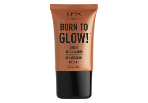 NYX Professional Makeup Born To Glow Liquid Illuminator Sun Goddess