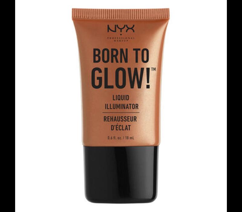 NYX Professional Makeup Born To Glow Liquid Illuminator Sun Goddess
