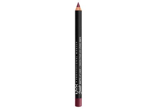 NYX Professional Makeup Suede Matte Lip Liner Copenhagen