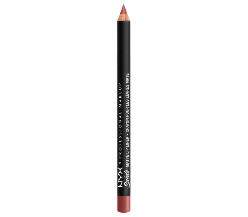 NYX Professional Makeup Suede Matte Lip Liner Cannes