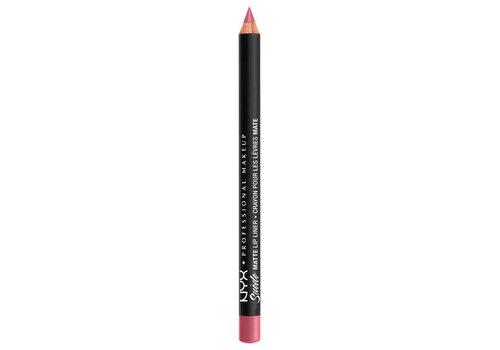 NYX Professional Makeup Suede Matte Lip Liner Milan
