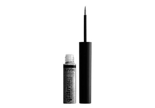 NYX Professional Make Up Glitter Goals Liquid Eyeliner Diamond Dust