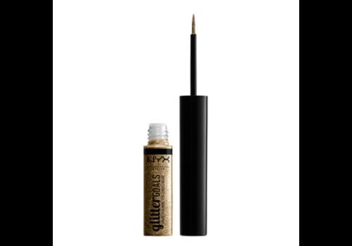 NYX Professional Make Up Glitter Goals Liquid Eyeliner Zodiac Queen