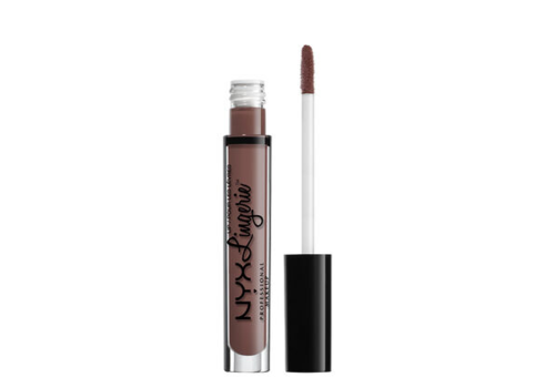 NYX Professional Make Up Lip Lingerie Liquid Lipstick Confident