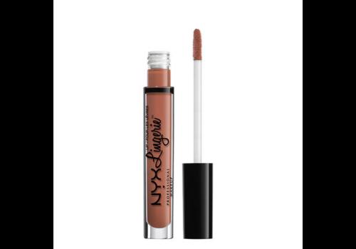 NYX Professional Make Up Lip Lingerie Liquid Lipstick Ruffle Trim